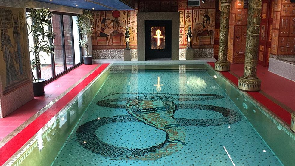 Antické lázně